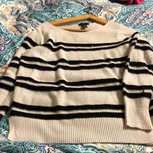 Gap stripped sweater